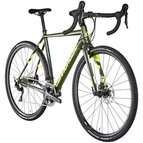 Cannondale CAADX 105 2. Wahl vulcan/green